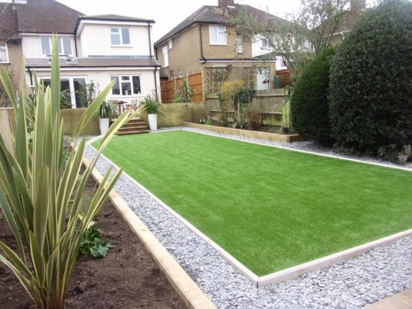 artificial synthetic turf
