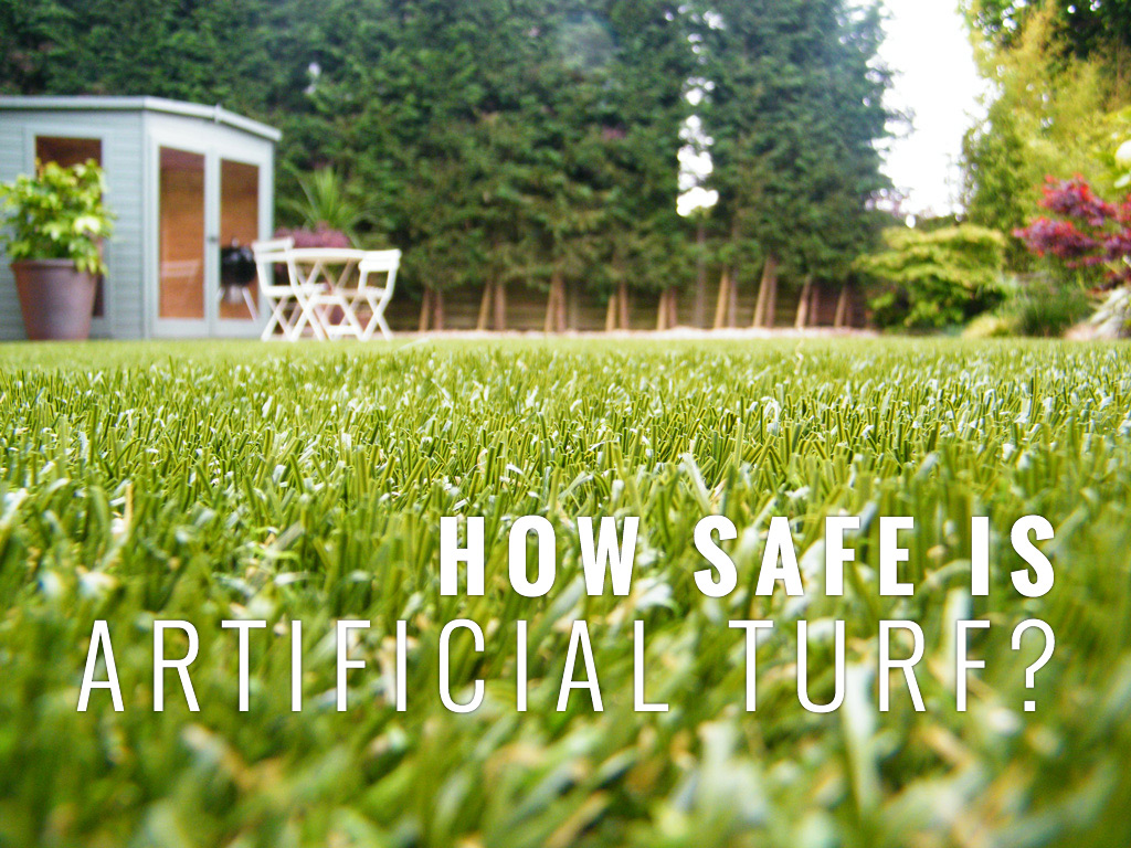 how safe is artificial turf