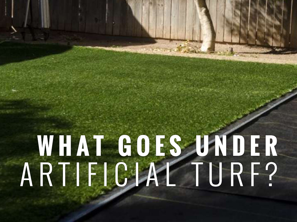 What-Goes-Under-Artificial-Turf