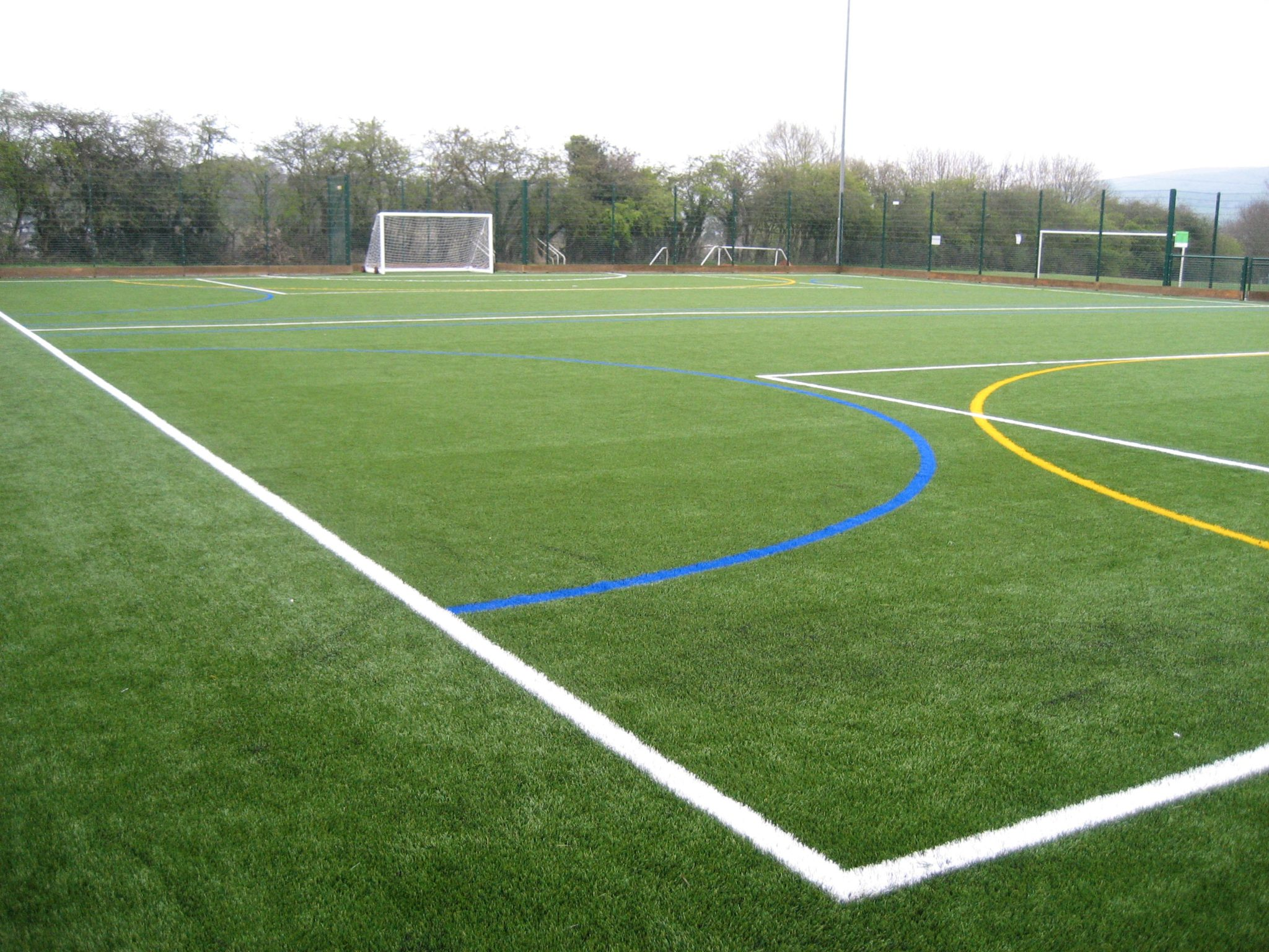 synthetic turf soccer