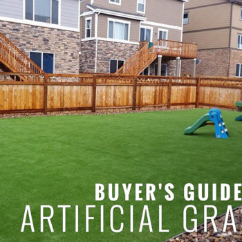 BUYER'S GUIDE TO ARTIFICIAL GRASS