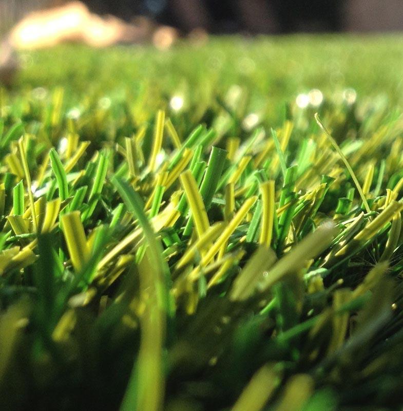 CO installing artificial grass