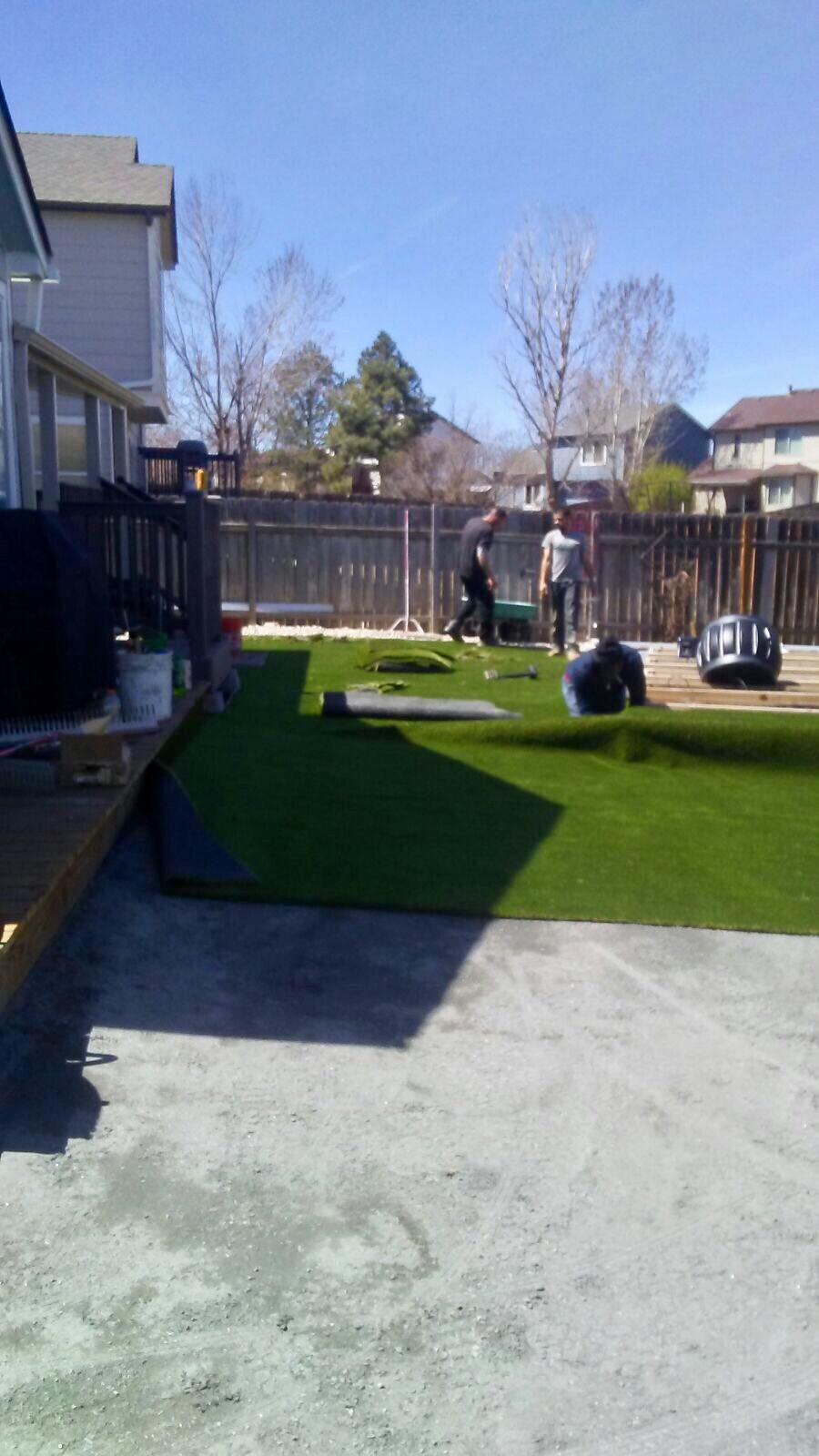 artificial turf 10