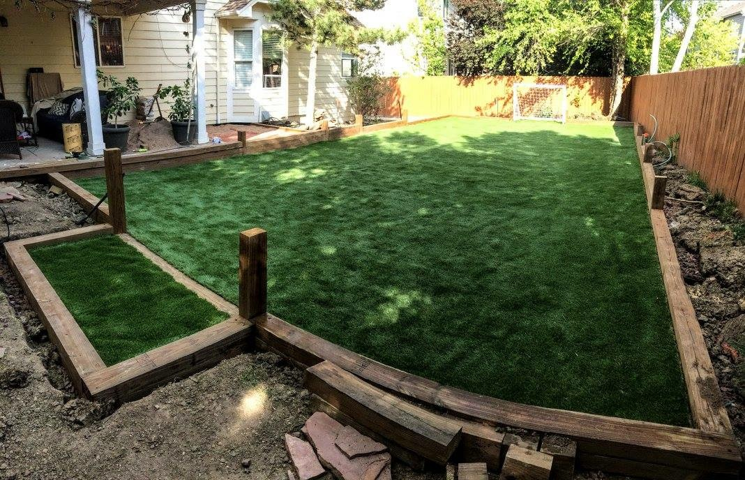 artificial turf 121
