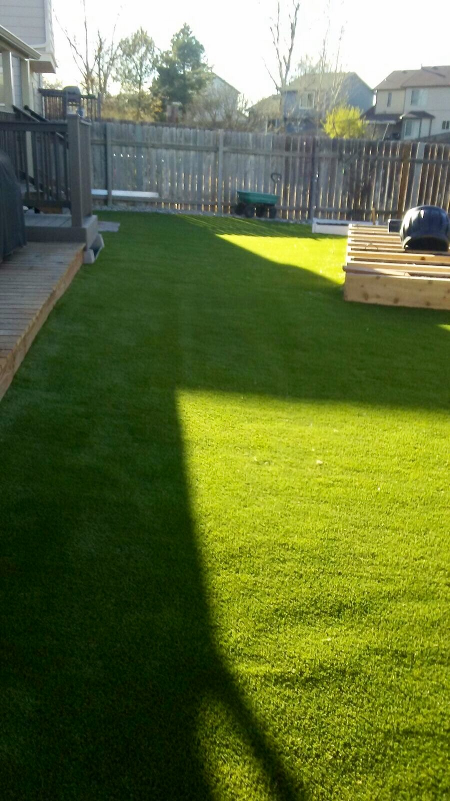 artificial turf 14
