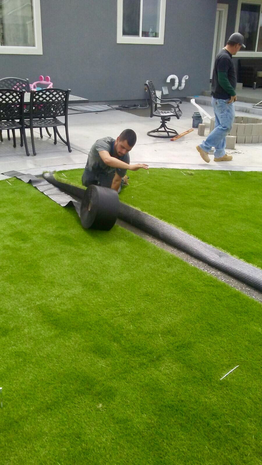 artificial turf 23