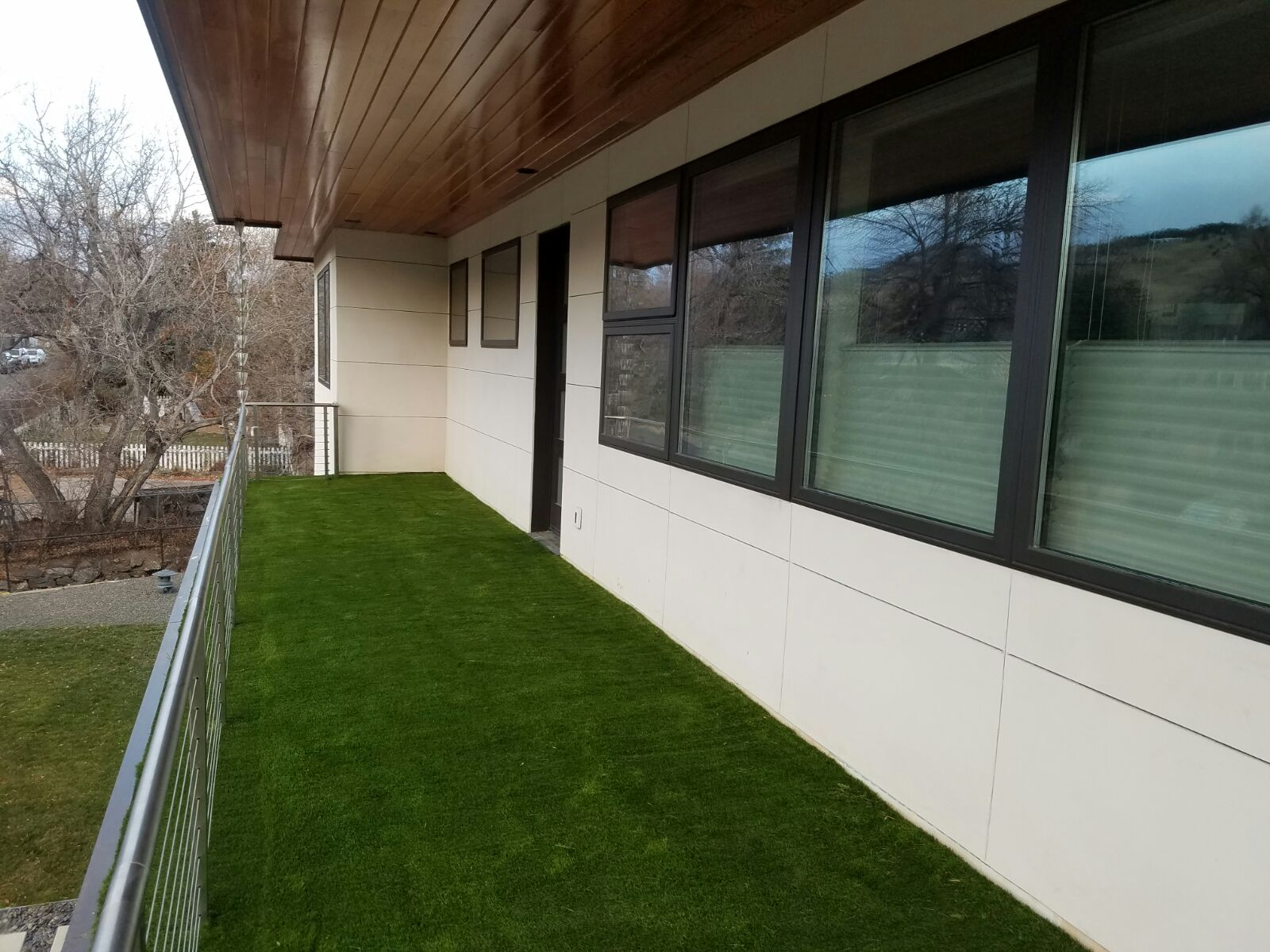 artificial turf 52