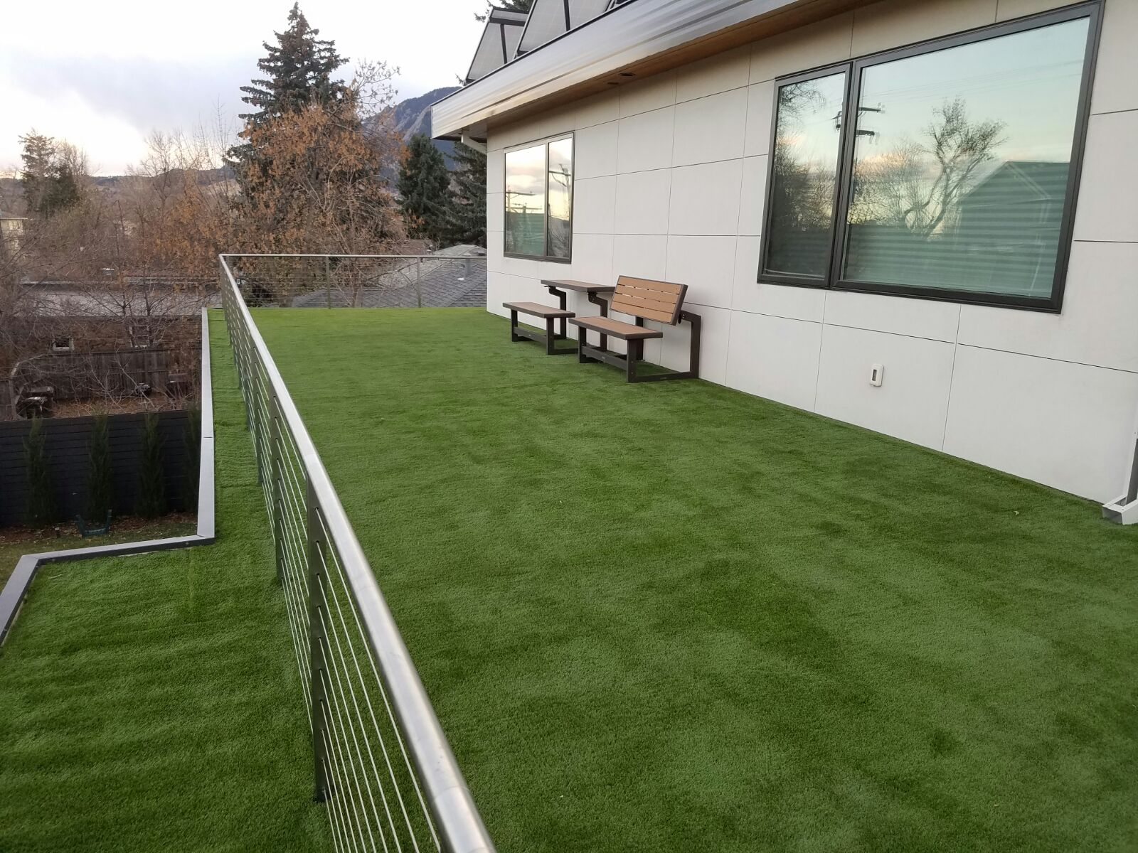 artificial turf 56