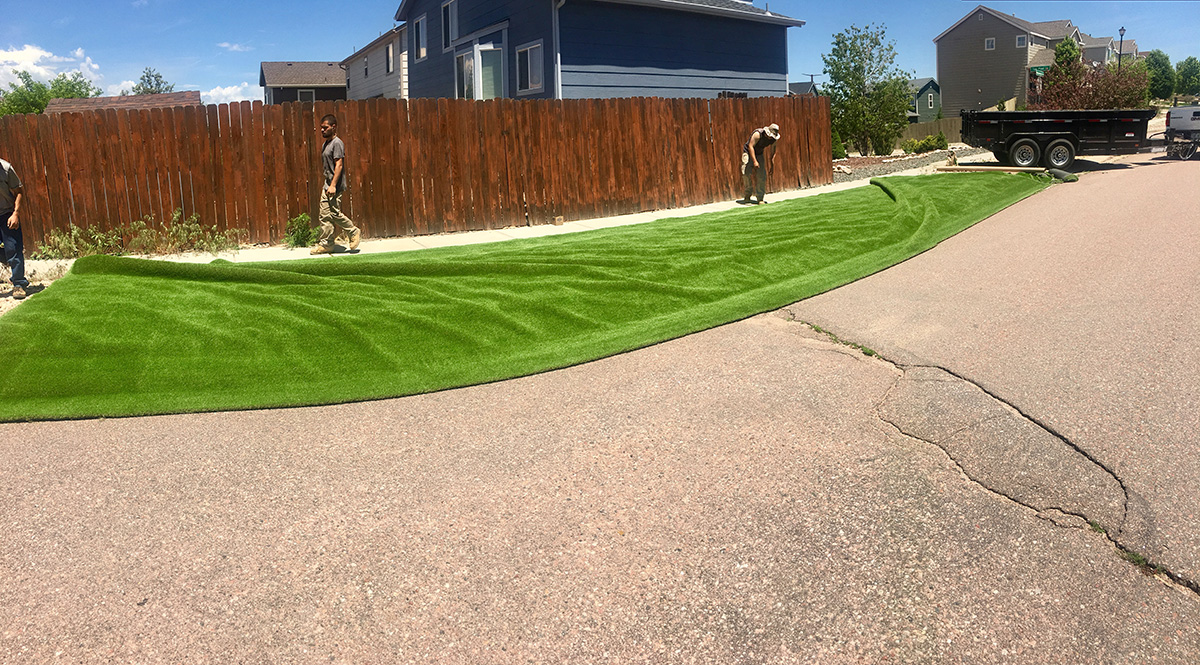artificial turf 77