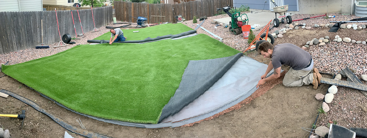 artificial turf 82