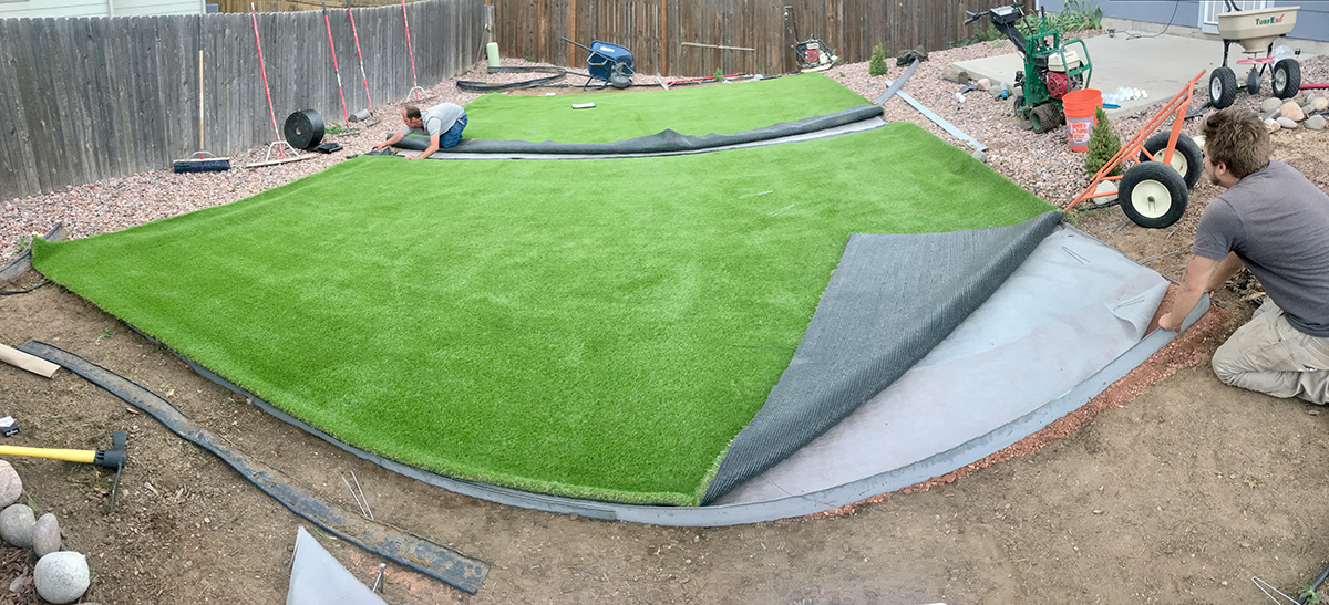 artificial turf 83