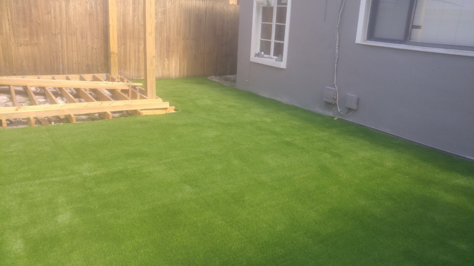 artificial turf 92